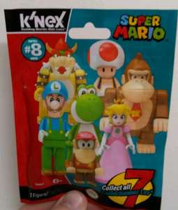 Knex Super Mario Blind Bags Series 7 - 63p instore @ Tesco Direct Basildon