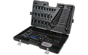 Halfords advanced 200 piece socket set limited edition black + TCB - £127.50