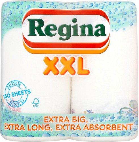 Regina XXL Kitchen Towels (Pack of 2) was £2.99 now £1.49 @ Waitrose