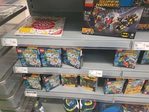 Lego mighty micros new series £5 @ Asda