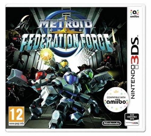 Metroid prime federation force argos - £14.99
