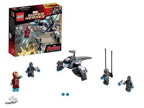 Marvel Super Heroes Iron Man vs. Ultron 76029 @ Lego.com - £5.99 / £9.94 delivered