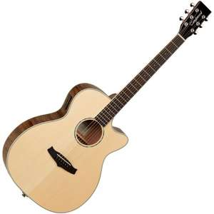 Tanglewood TPE SF DLX Electro Acoustic Guitar - £329 @ Gear4music