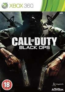 Call of Duty: Black Ops Xbox 360 & Xbox 1- Digital Download Game £8.90 @ poundmonkey / Ebay