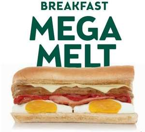 All 6-Inch Breakfast Subs 99p @ Subway (Nationwide?)