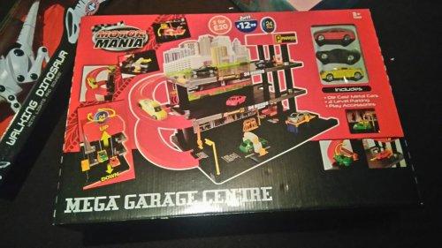 Toy Garage £2.99 instore @ B&M (Sunderland)