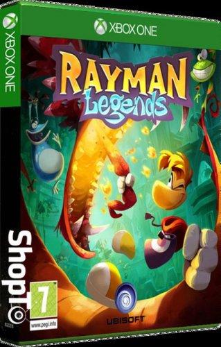 Rayman Legends Xbox One £12.85 @ Shopto