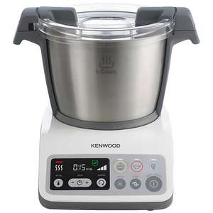 Superb Kenwood CCC200WH KCook Food Processor, White Was £260 Now £99.95 @ John  Lewis