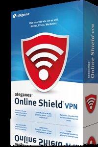Steganos Online Shield VPN - 1 YEAR FREE KEY