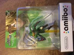 Link amiibo £3.75 Tesco Clifton moor