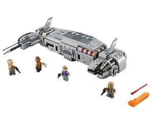Star Wars Lego 75140 Resistance Transporter £29.99 @ Lego shop