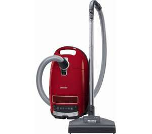 MIELE Complete C3 Cat & Dog PowerLine Cylinder Vacuum Cleaner - Red £179.97 @ Currys