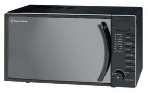 Russell Hobbs Compact Microwave Oven 700w 17ltr £39.00 Amazon, Tesco