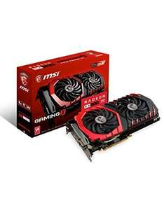 MSI RX480-Gaming X 8G Carte graphique AMD Radeon RX480 - £202 amazon.fr