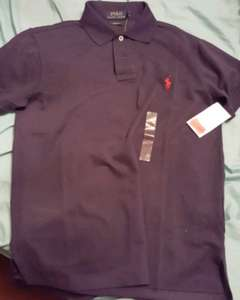 Ralph Lauren Men's Polo Shirt £20 @ TK Maxx