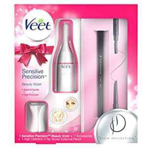 Veet Sensitive Precision Beauty Styler Gift Pack £19.99 @ Amazon