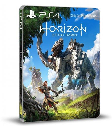 Horizon Zero Dawn Steelbook (No Game) - £11.99 (Prime) @ Amazon.co.uk