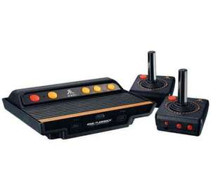 Atari Flashback 6 Classic Game Console & 100 Built-In Games - £39.99 Argos