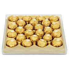 Ferrero Rocher 24 pieces £5.50 Tesco