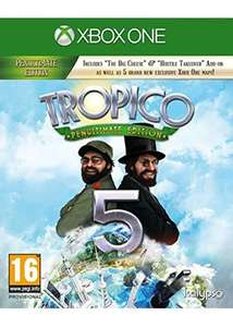 Tropico 5 Penultimate Edition (Xbox One) £13.99 @ Base.com