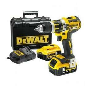 DEWALT DCD795D2 COMBI DRILL 2-18V-2AH LI-ION BATTERIES BRUSHLESS £148.26 @ Power Tools UK