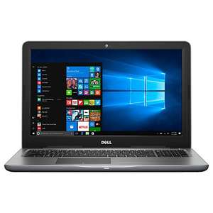 "Dell Inspiron 15 5000 Series Laptop, Intel Core i7, FHD, 16GB RAM, 256GB SSD, 15.6"" £799.95 John Lewis"