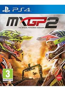 MXGP2: The Official Motocross Videogame £19.99 / MXGP: The Official Motocross Videogame (PS4) £14.99 Delivered @ Base