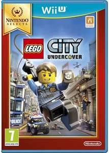Lego City Undercover (Nintendo Wii U) £14.49 delivered @ base.com
