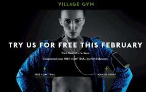 Free 1 day gym membership @ Village Hotel Gyms