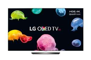 "LG B6 Series OLED55B6V - 55"" OLED Smart TV - 4K UltraHD   £1571.28 @ Transparent"