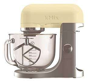 Kenwood kMix Stand Mixer, 5 L - Cream  Amazon lightning deals £132.30