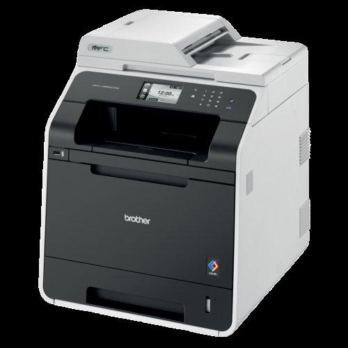 Colour Laser printer ADF + MFC Brother MFC-L8650CDW £217.80 (£117.80 after £100 cashback) @ Viking Direct