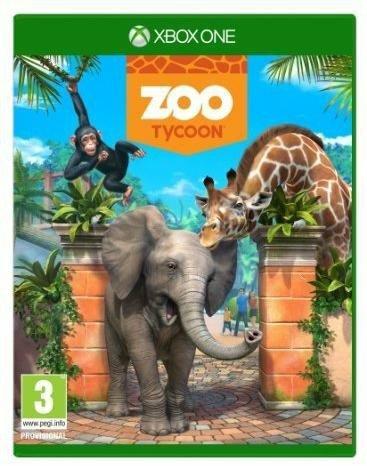 Zoo Tycoon Xbox One £7.99 Cdkeys