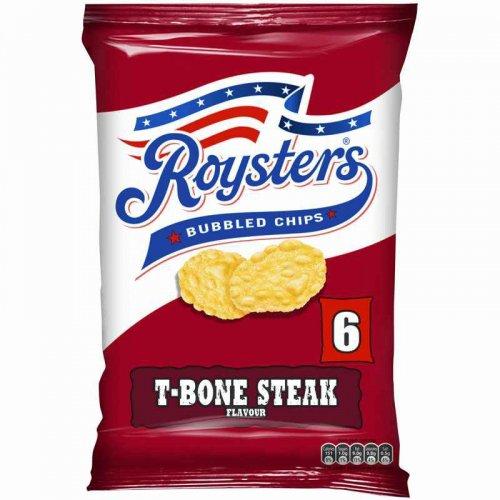 Roysters T bone steak 2 x  6 packs for £1.50 @ B&M