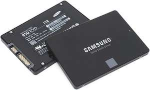 Samsung 850 EVO 500GB 2.5inch SATA SSD Free Delivery - £105.29 @ Sold by NextLevelSavings and Fulfilled by Amazon