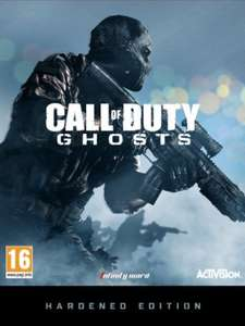 Call of Duty®: Ghosts - Digital Hardened Edition £6.29 @ CDKeys (Steam)