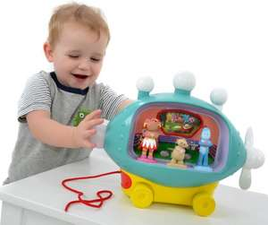 In The Night Garden Musical Activity Pinky Ponk Half Price @ Amazon Now £24.99 Was £49.99