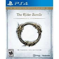 The Elder Scrolls Online: Tamriel Unlimited (PS4/XO) £5 Delivered (Pre Owned) @ GamesCentre