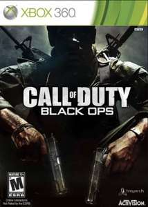 Call of duty Black Ops, Digital download,Xbox 360/BC with X1 - £8.99 @ CDKEYS
