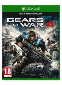 Gears Of War 4 (Xbox One) £19 Delivered @ Tesco via eBay