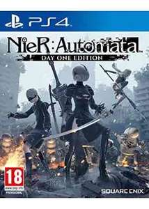 Nier automata (PS4) preorder £37.85 @ Base