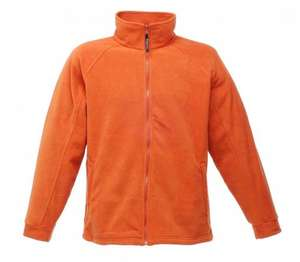 Regatta Mens Full Zip Thor Fleece Jacket (Firebrick) @ Ebay Warwickshire clothing