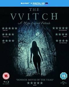 The Witch [Blu-ray] Amazon Prime £4.99 / £6.98 non prime
