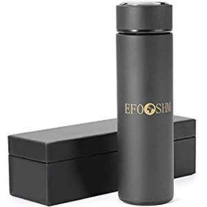 EFOSHM Thermos Insulated Stainless Steel Thermos Flask Water Bottle £15.99 prime / £19.98 non prime from £99.99 EFOSHM and Fulfilled by Amazon.