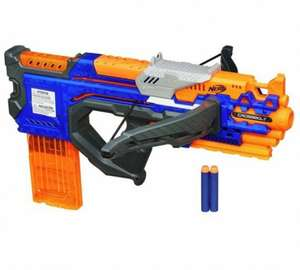 Shoot the kids for cheaper than before! Nerf Crossbolt now only £8.99 @ Argos