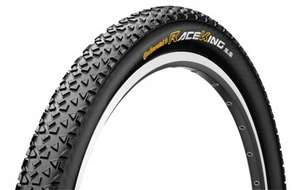 "Continental 26"" bike tyre reduced from £49 - £10 @ Halfords"