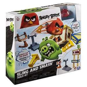 Angry Birds Speedsters Track Set - was £16.99 now £5 @ Amazon (add-on item)