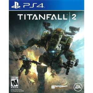 Titanfall 2 (PS4 & XBOX1) £27.99 @ Amazon