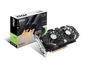 MSI GeForce GTX 1060 OC 6GB - £209.98 @ Novatech