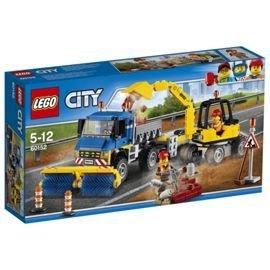 LEGO City Sweeper & Excavator 60152 £18.00 Tesco